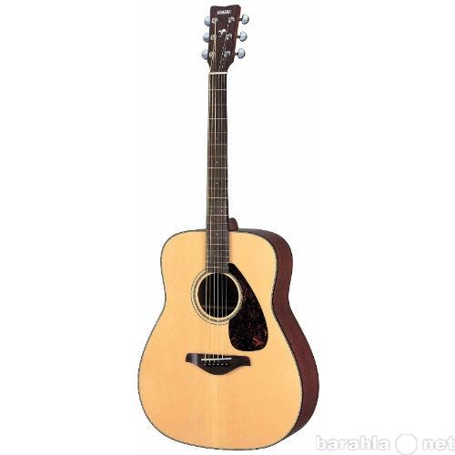 Продам Акустическая гитара YAMAHA FG700S