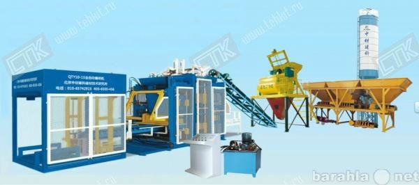 Продам Кирпичный завод Китай QTY10-15