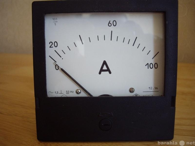 Продам: Амперметр - Э365-1  2шт