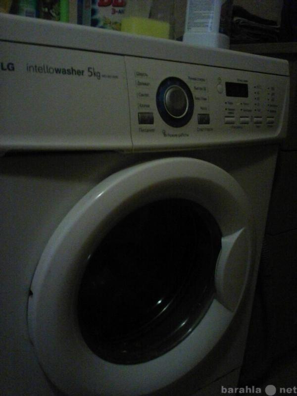 Продам неисправную стиральную машину