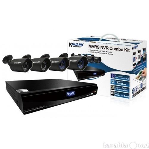 Продам Комплект видеонаблюдения для дома IP