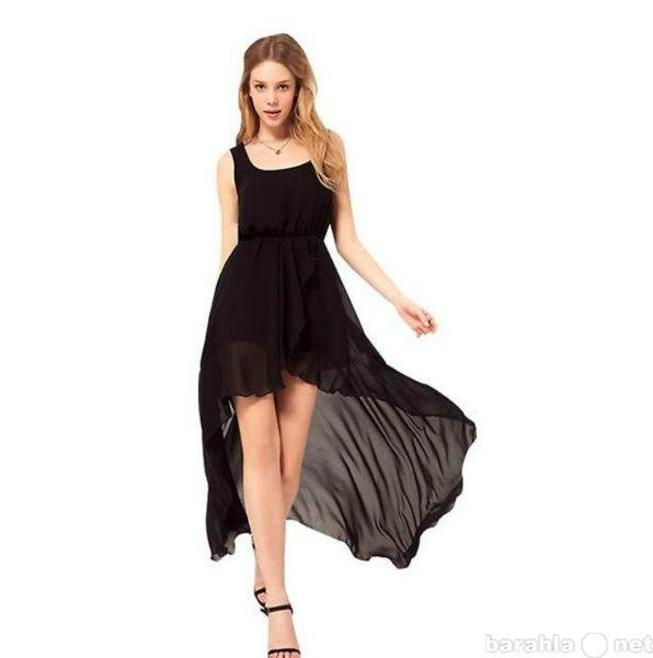 Продам Платье , короткое впереди, а сзади