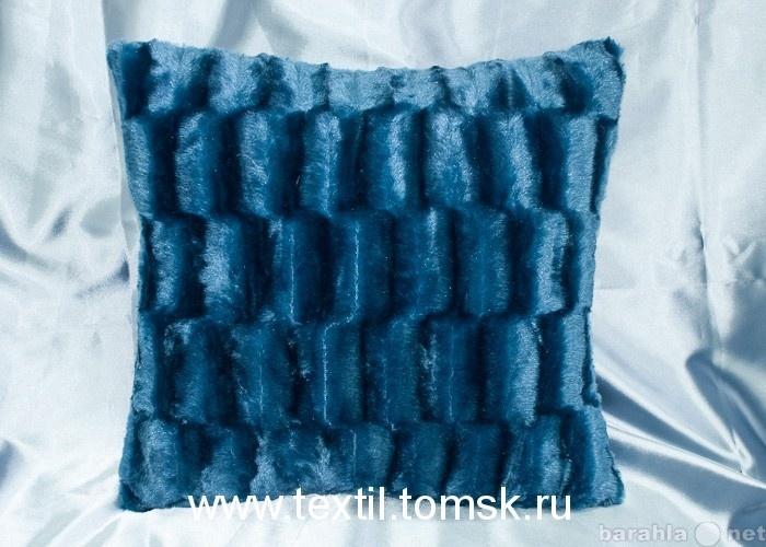 Продам Декоративная подушка искусственный мех