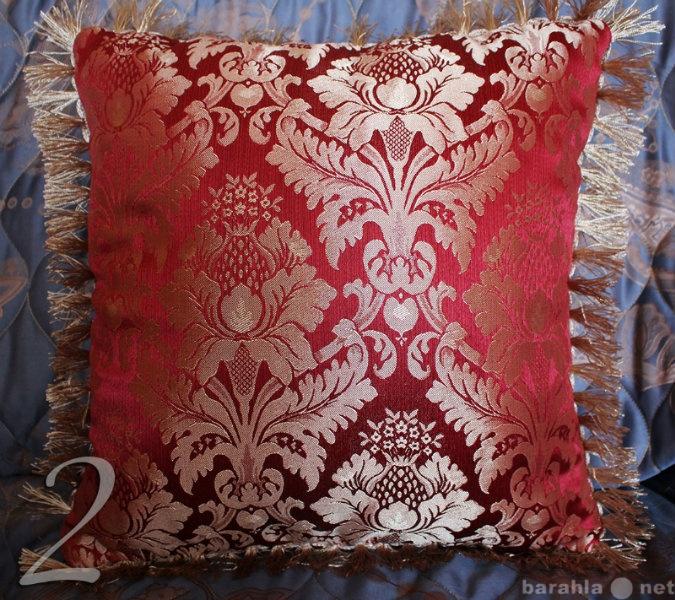 Декоративные подушки краснодар