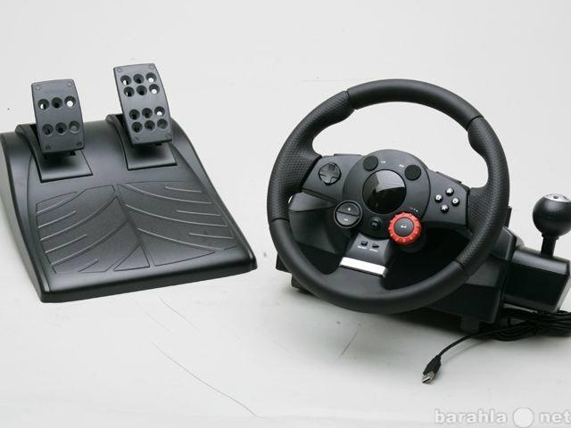 Продам Игровой руль Logitech