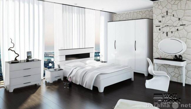 Продам Белая спальня Верона «Мебель Неман»