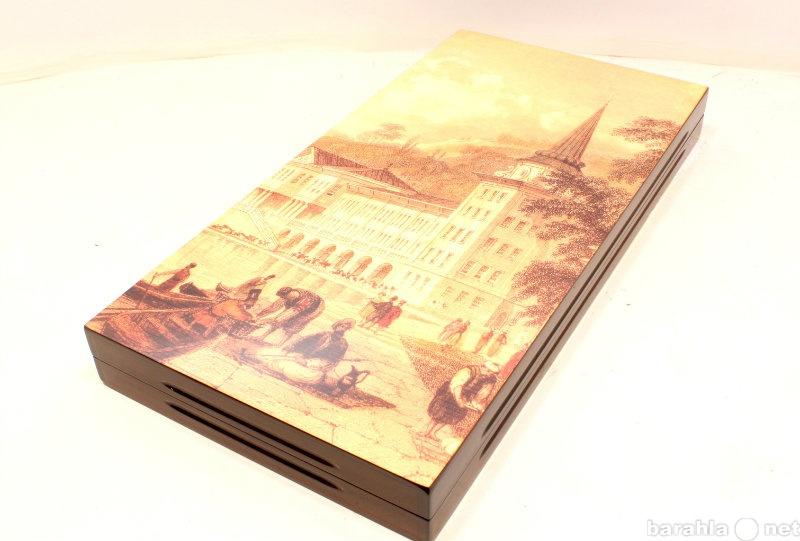 Продам Нарды деревянные Башня