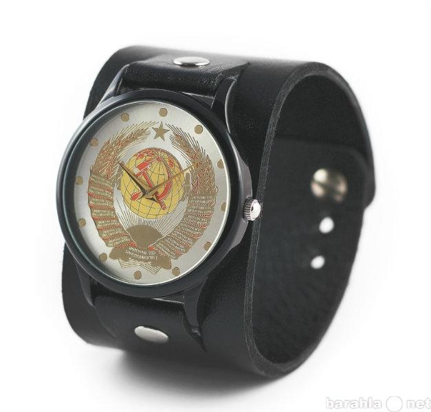 Продам Часы на ремешке из натуральной кожи