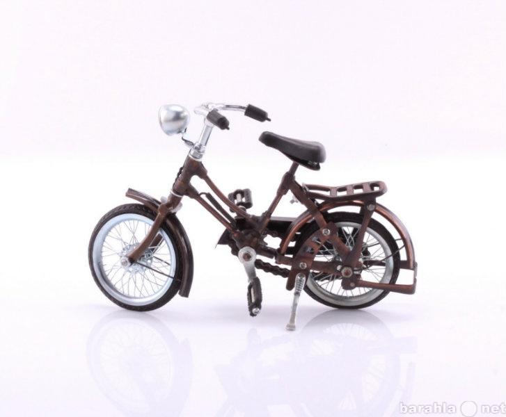 Продам Декоративный велосипед малый имитация