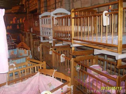 Продам Детскую кроватку (Склад-магазин)