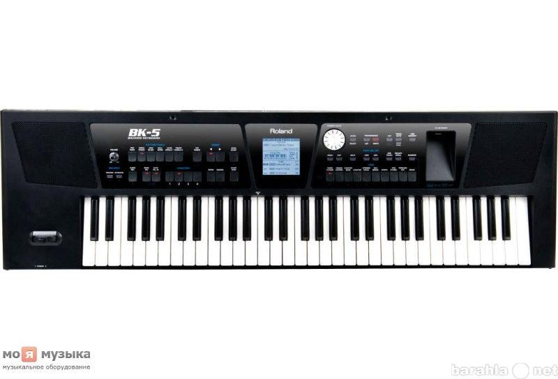 Продам Синтезатор Roland BK5
