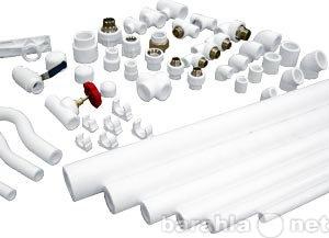 Продам Полипропиленовые трубы, фитинги, канализ