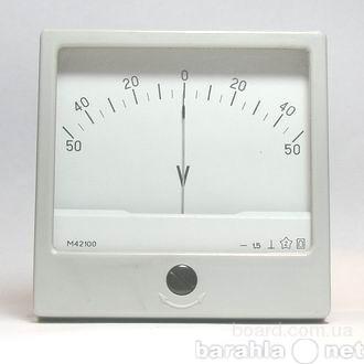 Продам: Амперметр М42100 класс точности 1