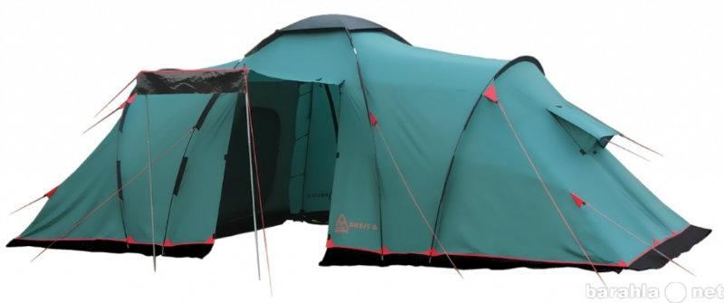 Продам Палатка кемпинговая Brest 6 Tramp