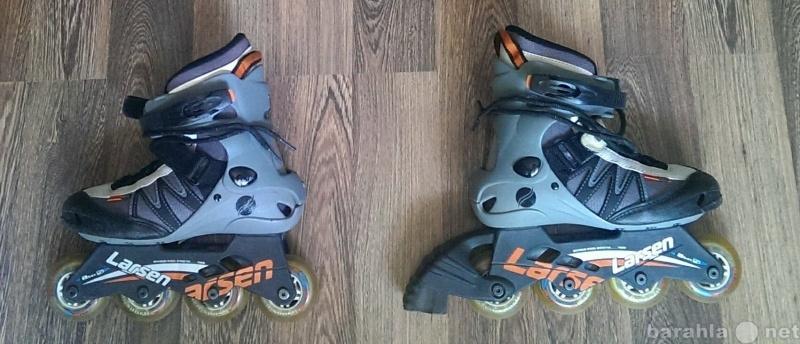 Продам Роликовые коьки Larsen 35 размер