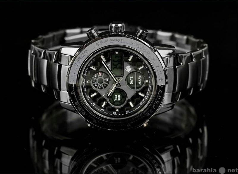 Продам Армейские часы из оружейной стали