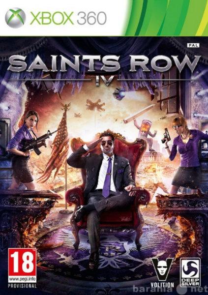 Продам: Saints Row 4 (Xbox 360)
