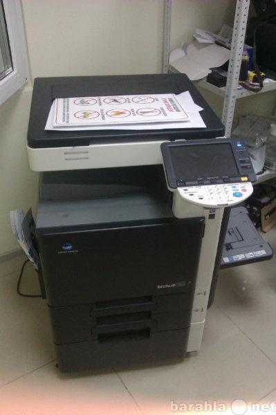 Продам цветной лазерный принтер