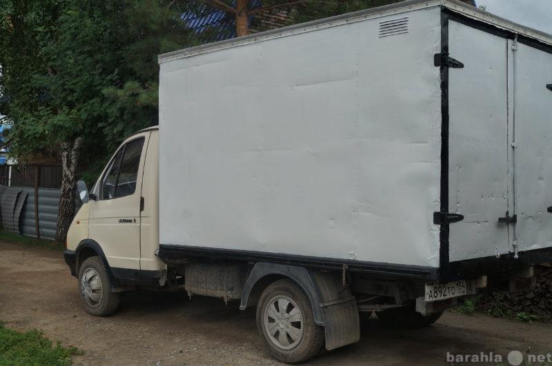 Продам грузовой автомобиль