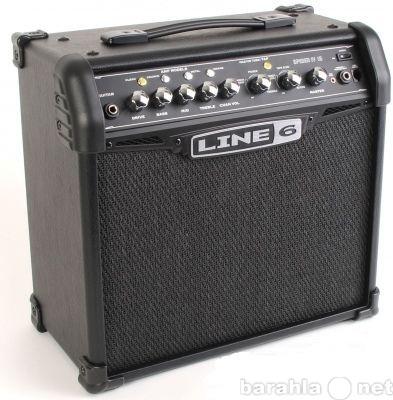 Продам Транзисторный комбоусилитель LINE 6