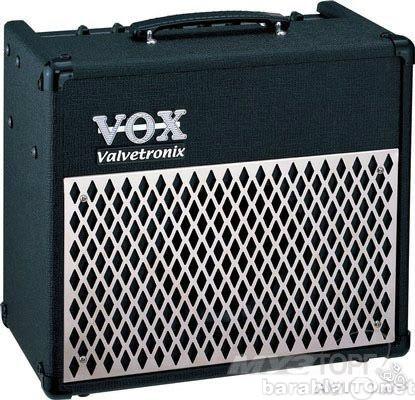 Продам Комбик гитарный VOX ad15vt