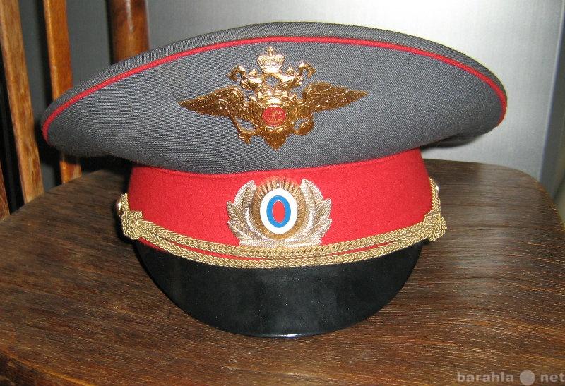 Продам Фуражка и китель милицейские