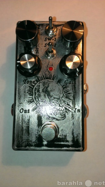 Продам Custom Distortion Pedal