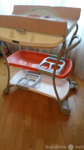 Продам пеленальный стол