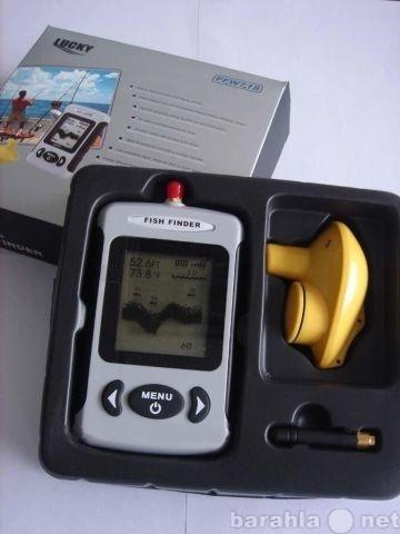 Продам Lucky FFW718 Беспроводной эхолот