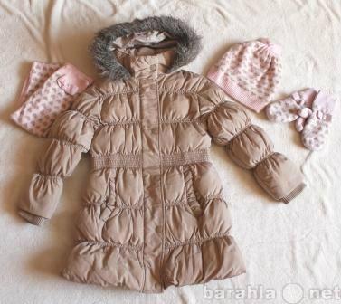 Продам: Демисезонное пальто Next рост 122-128