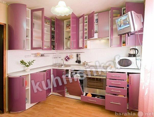 Продам очаровательные кухни шкафы купе на заказ
