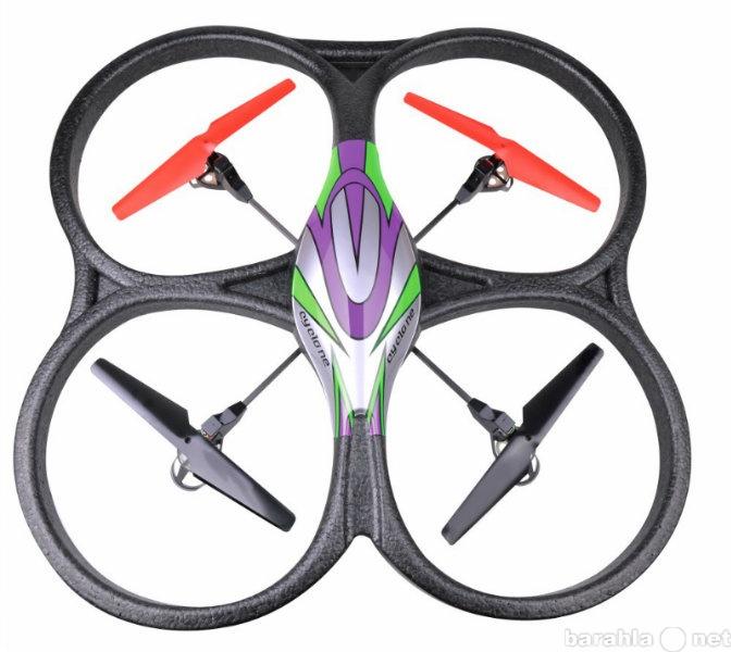 Продам: Новый квадрокоптер с камерой WL Toys