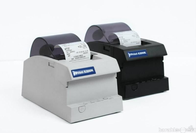 Продам: Фискальный регистратор Ккт fprint-5200k
