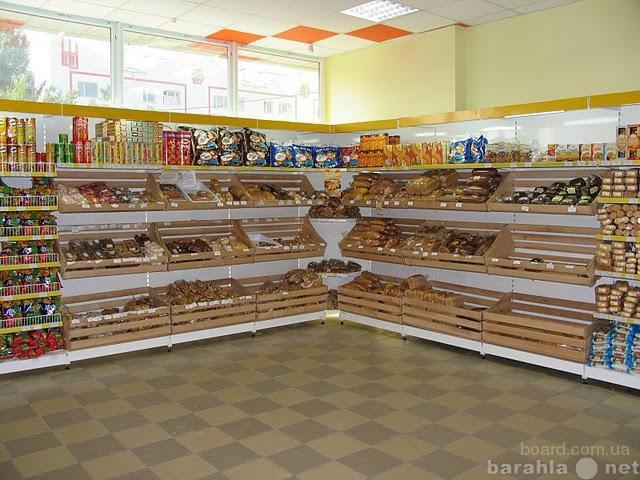Продам Хлебные стеллажи