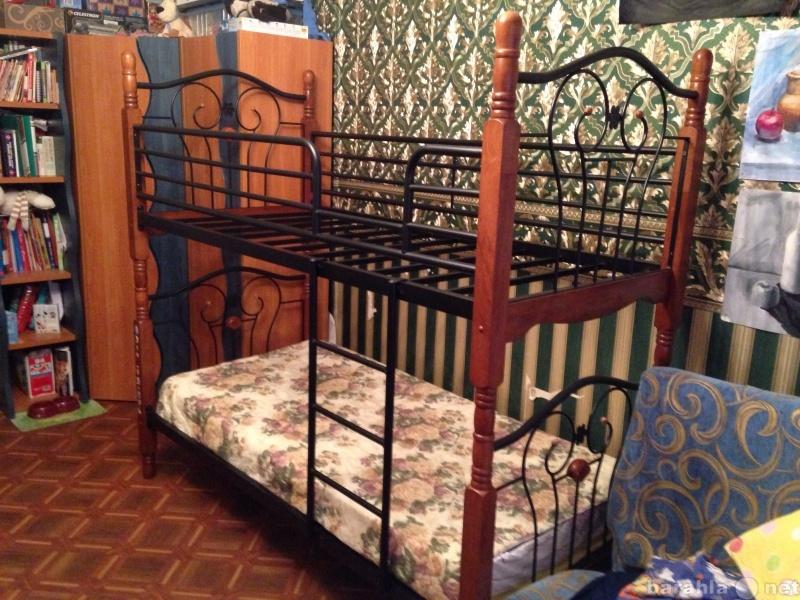 Продам Двухъярусная кровать-трансформер