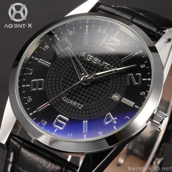 Продам Фешенебельные кварцевые часы Агент -Х