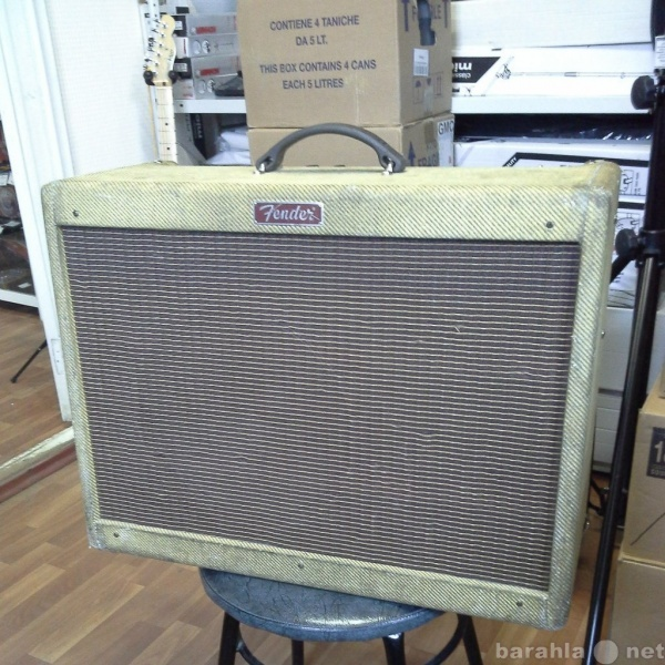Продам Fender Blues Deluxe Reissue 40Вт
