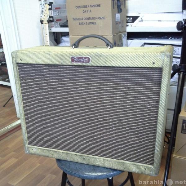 Продам Fender Blues Deluxe Reissue 40Вт