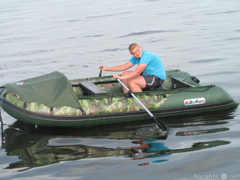 что фото всех надувных лодок санмарин любят компактные уже