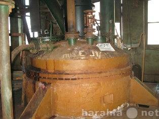 Продам Химический реактор 25м3; 16м3; 10м3