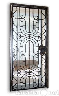 Продам Дверные решетки