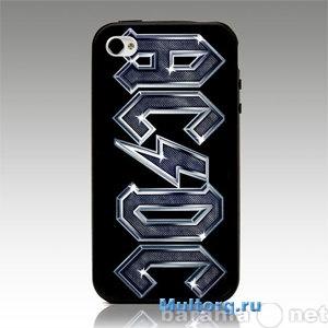 """Продам Чехол на iPhone 4/4S """"AC/DC"""""""