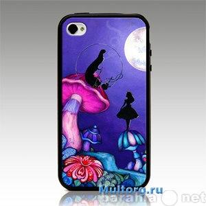 Продам Чехол  iPhone 4/4S Алиса в стране чудес