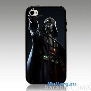 Продам Чехол на iPhone 4/4S Дарт Вейдер