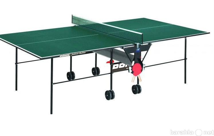 Продам Теннисный стол DONIC INDOOR зеленый