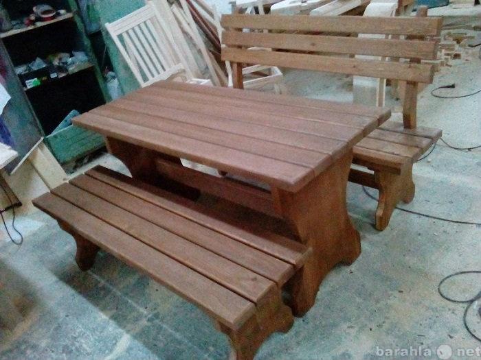 Продам Мебель деревянная для дачи