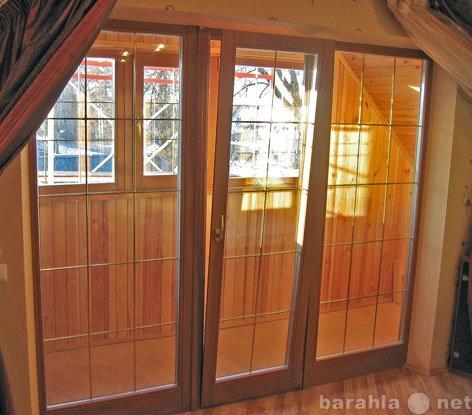 Продам: Евроокна деревянные