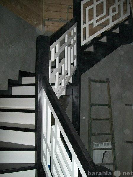 Продам Деревянные лестницы в коттедж