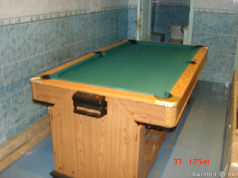 Продам: Игровой стол 2 в 1 (Бильярд + Аэрохоккей