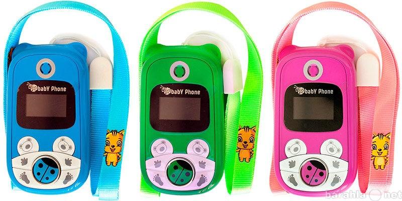 Детский мобильный телефон Baby Phone в Кисловодске
